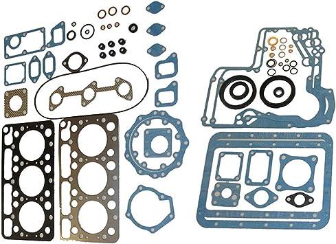 New Kubota D850 Full Gasket Set