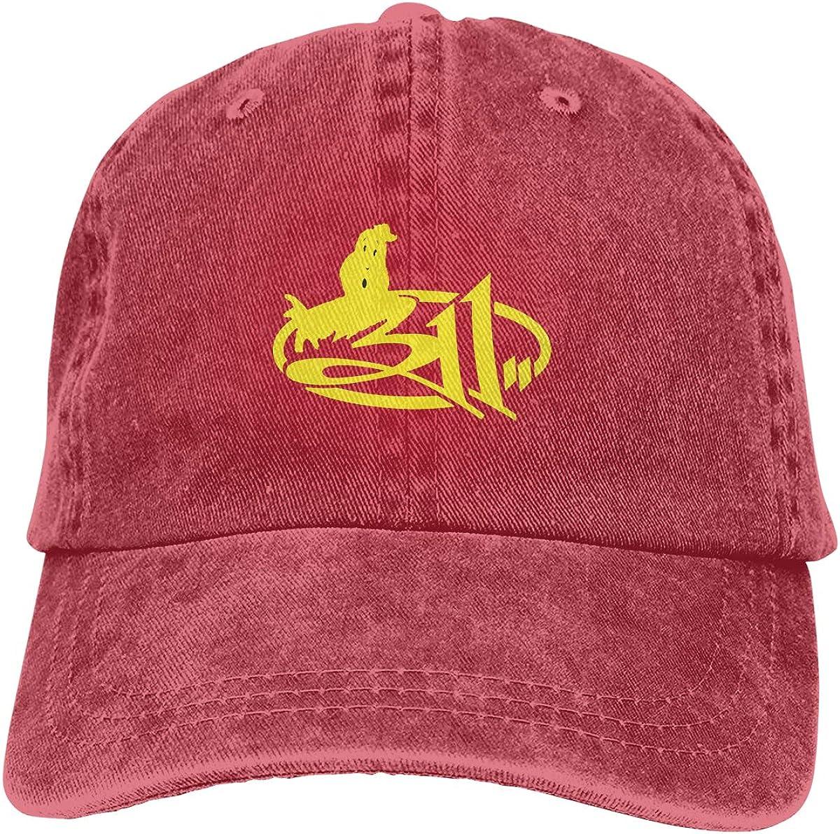 DIY 311 Rock Custom Fashion Baseball Hatblack