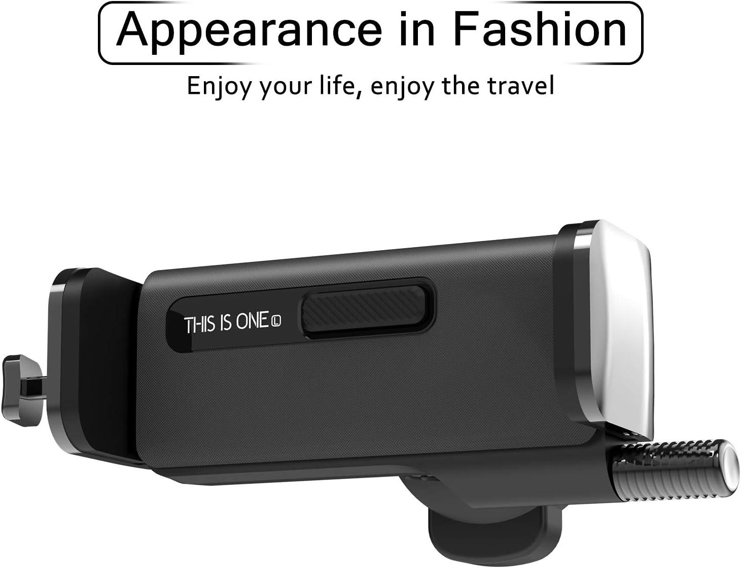 Huawei /& Mi 360 Drehung KFZ Handyhalter KFZ HandyHalterung L/üftung ORYCOOL Auto Handyhalterung f/ür 4.7 Zoll to 6.8 Zoll Auto Handyhalter Kompatibel mit iPhone 11 Pro Samsung S20+ Schwarz