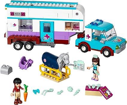 Lego Friends Emma Mini Doll Minifigure In Jodhpurs Riding