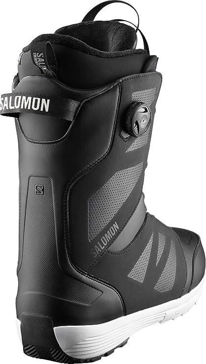 Salomon Herren Launch Boa SJ Boa Snowboard Boots schwarz 29