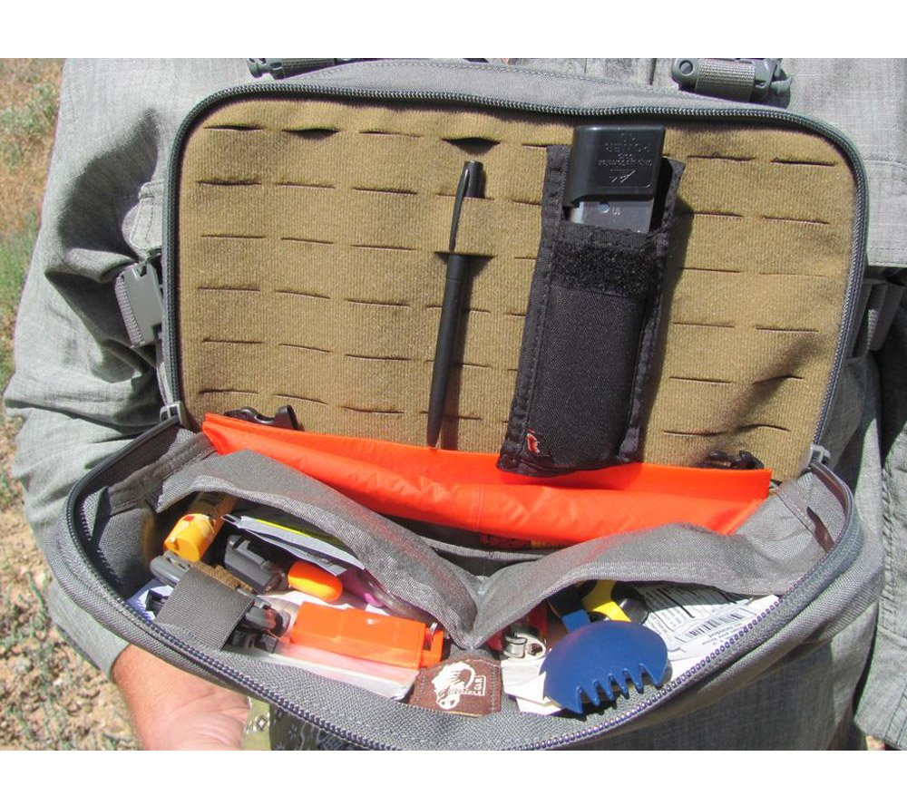 Hill People Gear Heavy Recon Kit Bag (Ranger Green) by Hill People Gear (Image #6)