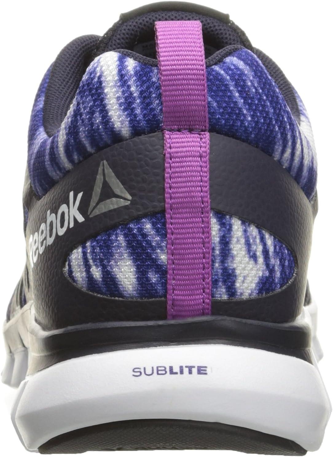 dirigir Azotado por el viento Consejo  Reebok Women's Sublite Xt Cushion 2.0 WS Mt Running Shoe | Road Running -  Amazon.com
