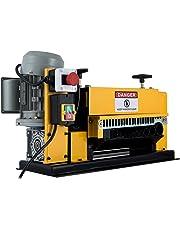 BuoQua 220V Macchina Spellacavi Elettrica Professionale Da Φ1.5mm A Φ38mm Wire Stripping Machine Con 11 Multi-Fori