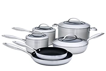 Scanpan 65100000 CTX 10-Piece Deluxe Set