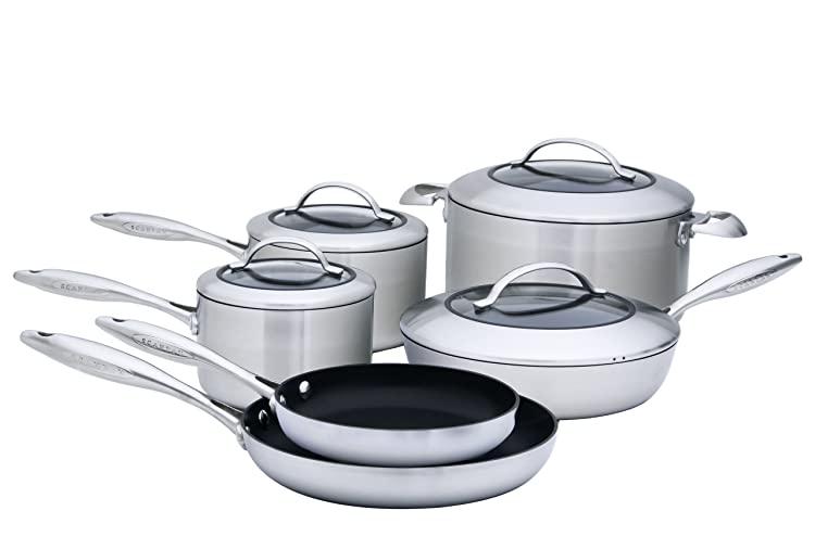 Scanpan CTX 10-Piece Deluxe Set Review