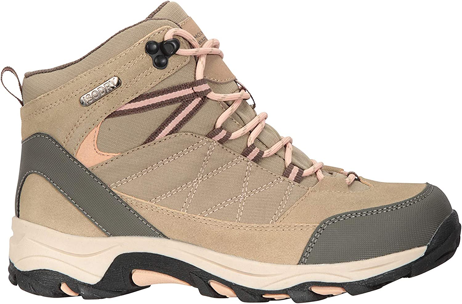 Ladies Shoes Mountain Warehouse Rapid Womens Waterproof Hiking Boots