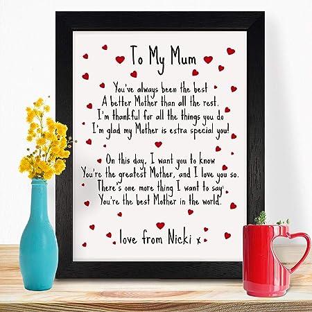 Regalos para mamá, mamá, mamá, abuela, nana, madre en ...