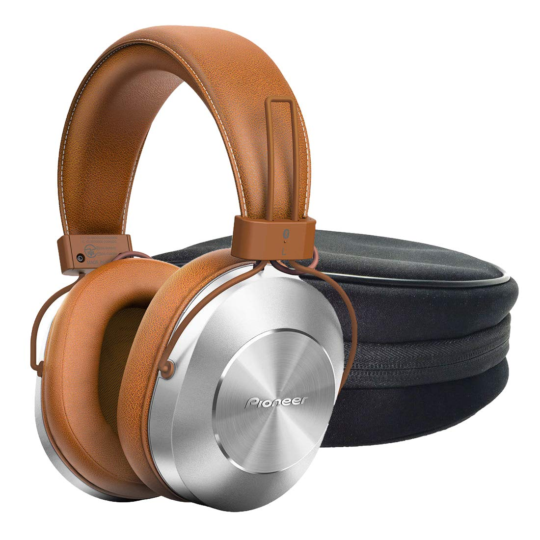 PIONEER SE-MS7BT-K-EDZ Bluetooth Over Ear Headphones