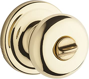 TACO SVBDT-US3 DL-SVB Series Trans Atlantic Standard Duty Commercial Cylindrical Dummy Knob in Bright Brass