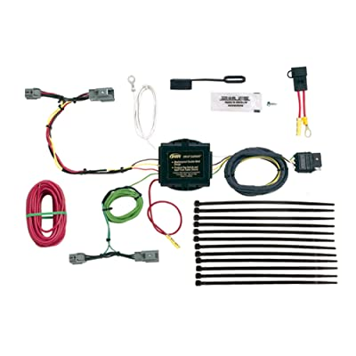 Hopkins 43744 Plug-In Simple Vehicle Wiring Kit: Automotive