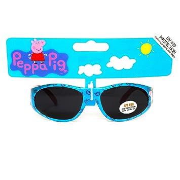 Gafas de sol Peppa Pig para niños, con el dibujo de George ...