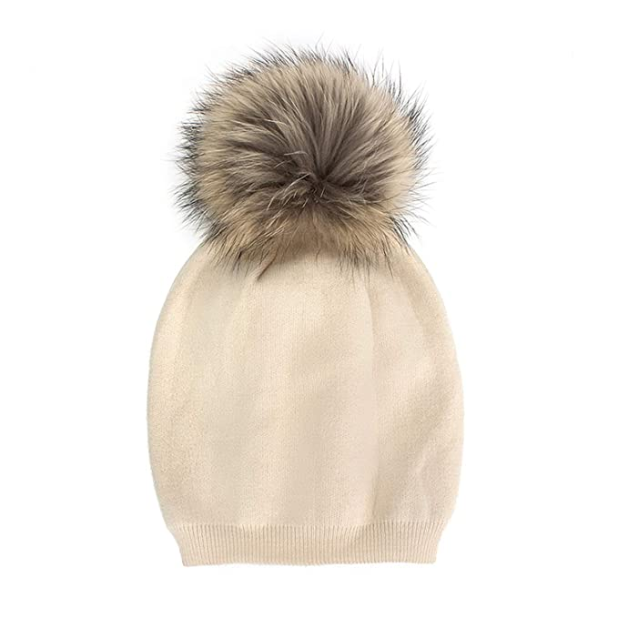 3426ec063c8e3 Image Unavailable. Image not available for. Color  Winter Brand Female Ball  Cap Winter Hat for Women Girl   ...