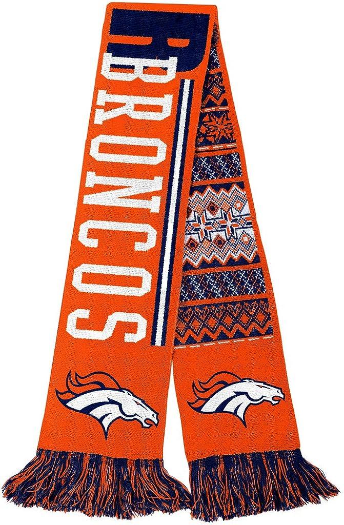 FOCO NFL Acryllic Knit Scarf