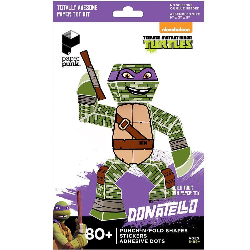 Papier Punk - Figura de Jouet Nickelodeon, diseño de la ...