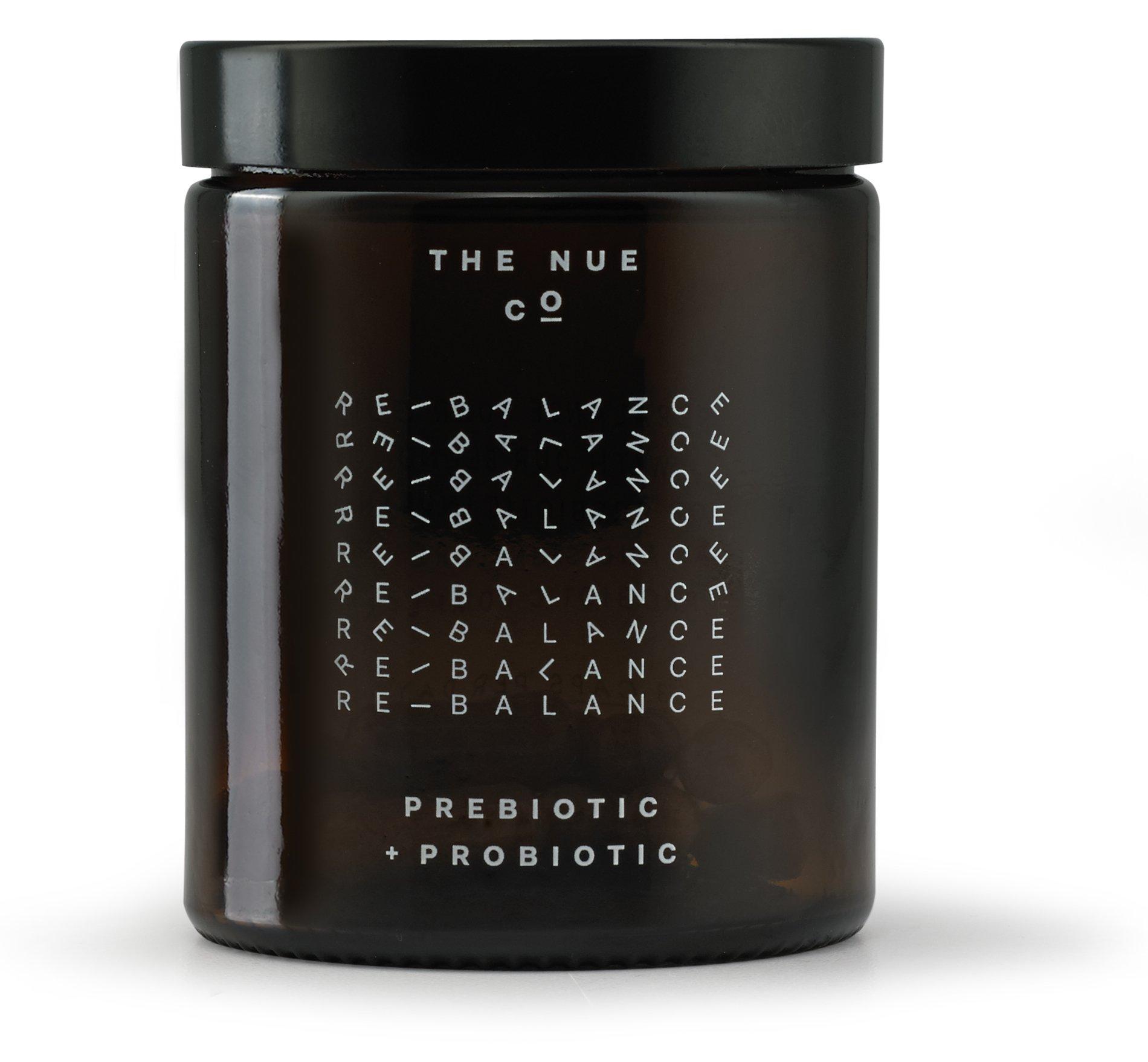 The Nue Co. - All Natural Prebiotic + Probiotic (90 capsules / 100 g)