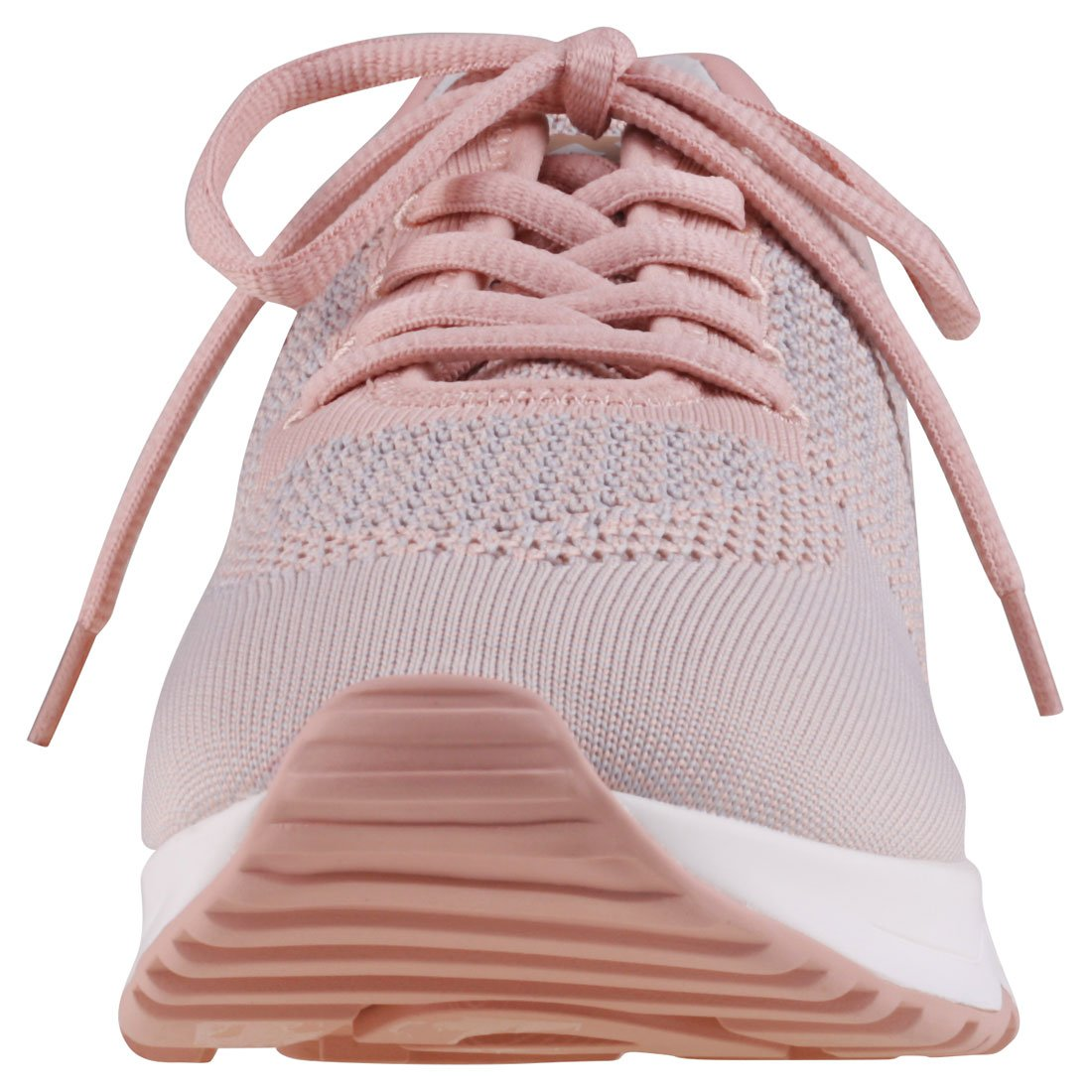 ASH Schuhe Lucky Knit Turnschuhe Pearl und und und Nude Damen 75f351