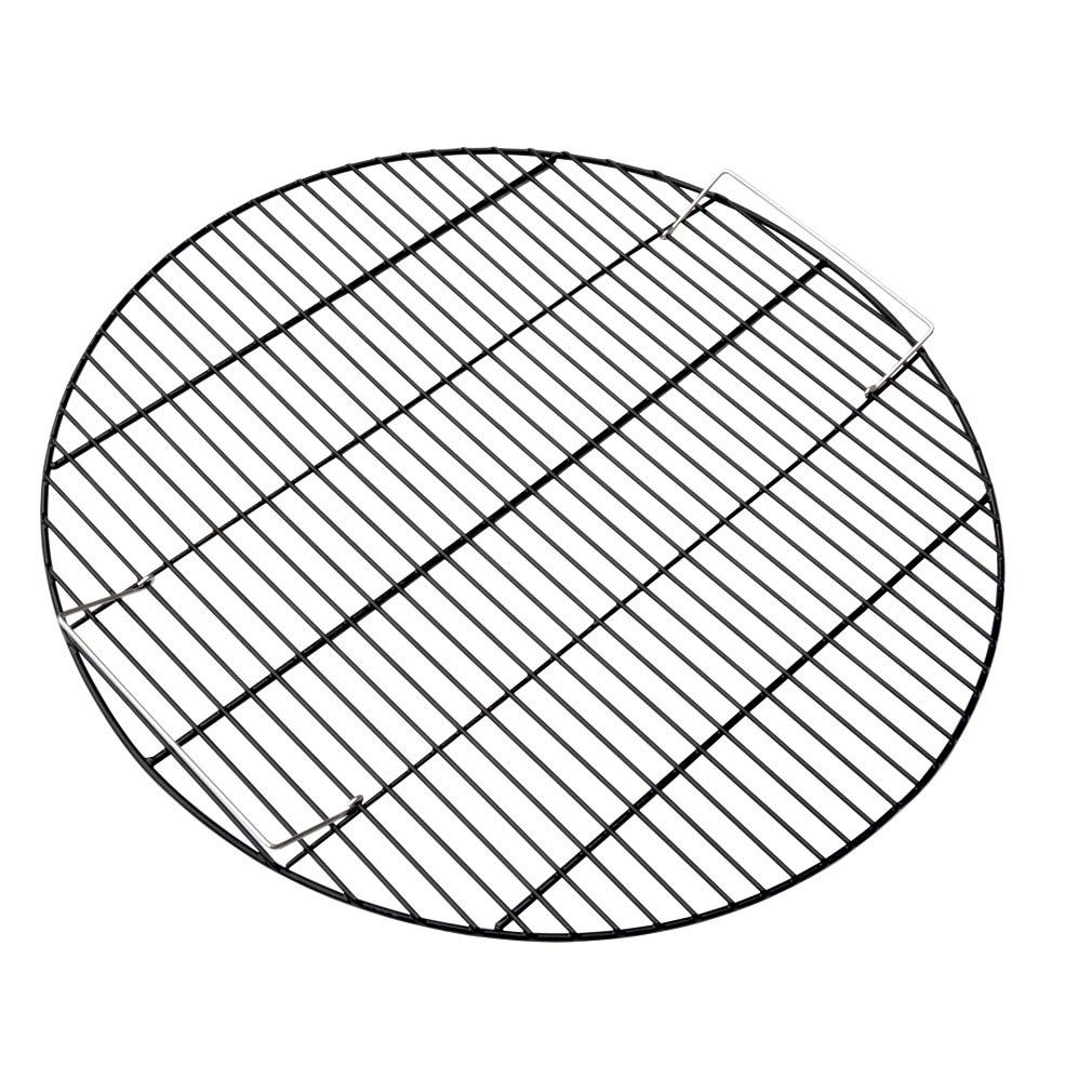 Onlyfire BBQ Porcelain Enameled Rod Cooking Grates for Grill, Fire Pit, 30-inch