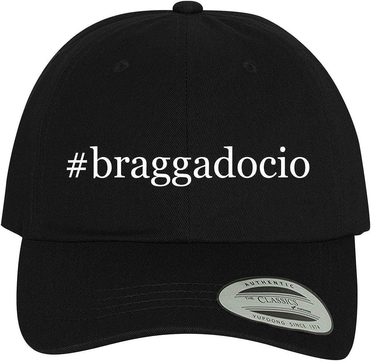 BH Cool Designs #Braggadocio Comfortable Dad Hat Baseball Cap
