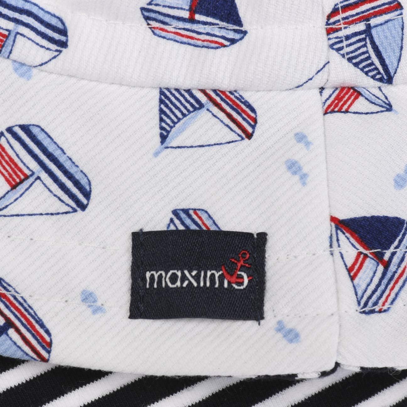 MaxiMo Hut Cappellopello da Sole Unisex-Bimbi