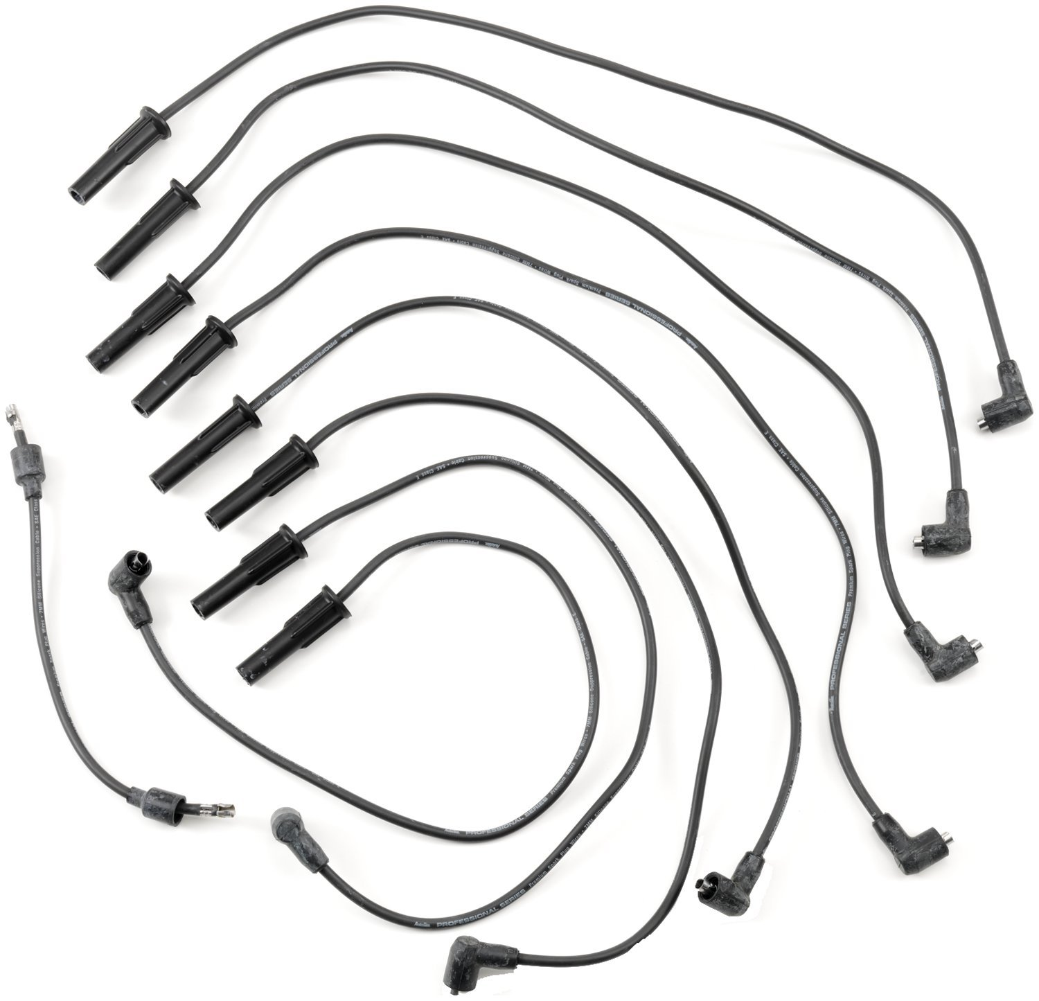 Walker Products 900-1657 Thundercore Ultra Spark Plug Wire Set