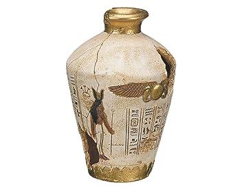 Nobby Cruche Egyptienne Decoration Pour Aquarium 12 X 12 X 17 5 Cm