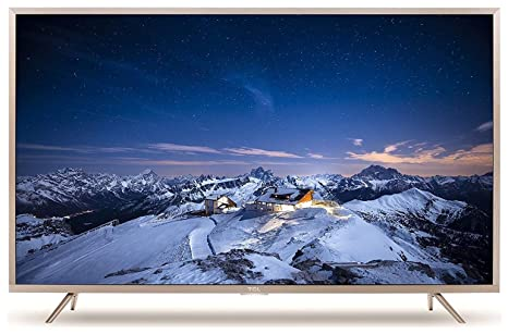 TCL 124 5 cm (49 Inches) 4K UHD LED Smart TV L49P2US (Golden)