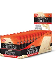 Ivanhoe Nothing But Cheese 100% Canadian Puffed Cheese Snacks (12x18g Bags), Monterey Jack, 12 Count