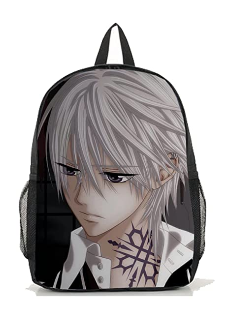 255708f746dc Image Unavailable. Image not available for. Color  Dreamcosplay Anime  Vampire Knight Logo Lovely Backpack Bag Cosplay