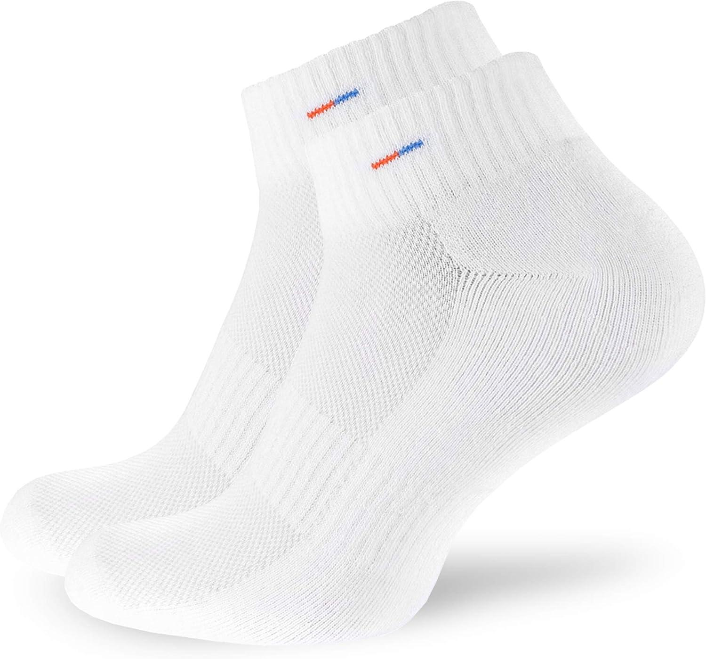 /Unidad para Hombre /& Mujer Corto Zapatillas Calcetines/ /6/Pares de Calcetines Algod/ón/ MB52/Calcetines Deportivos/ /Transpirable