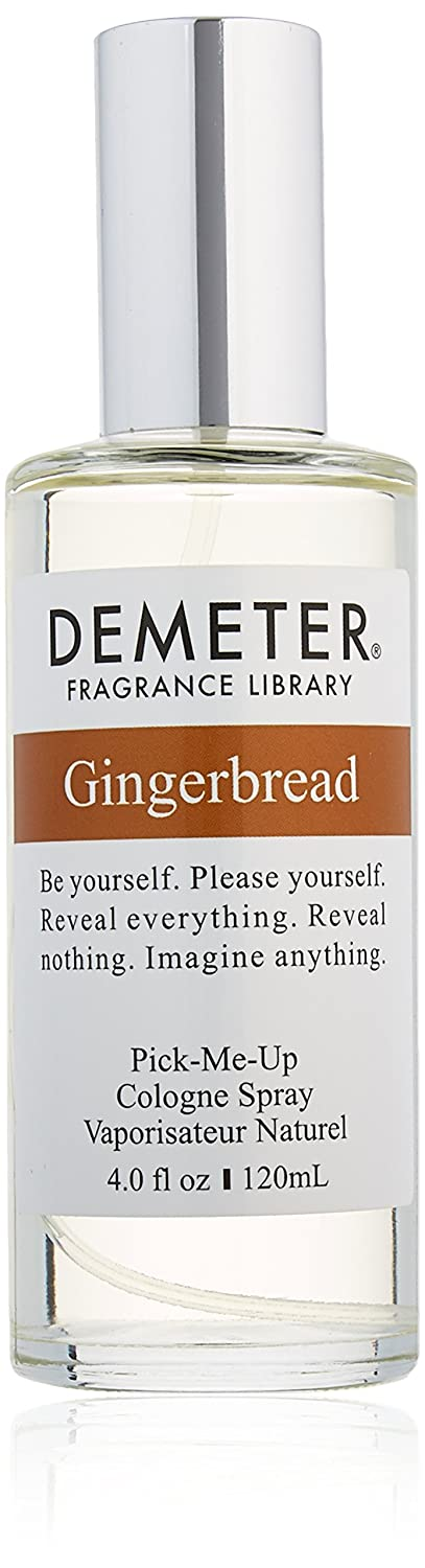 Demeter Gingerbread 120ml Cologne Spray 426401