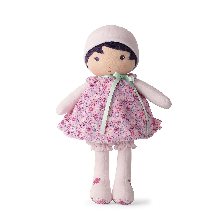 Kaloo Tendresse La Mia Prima Bambola di Tessuto, Colore Fleur K, 40 cm, K962087 Juratoys