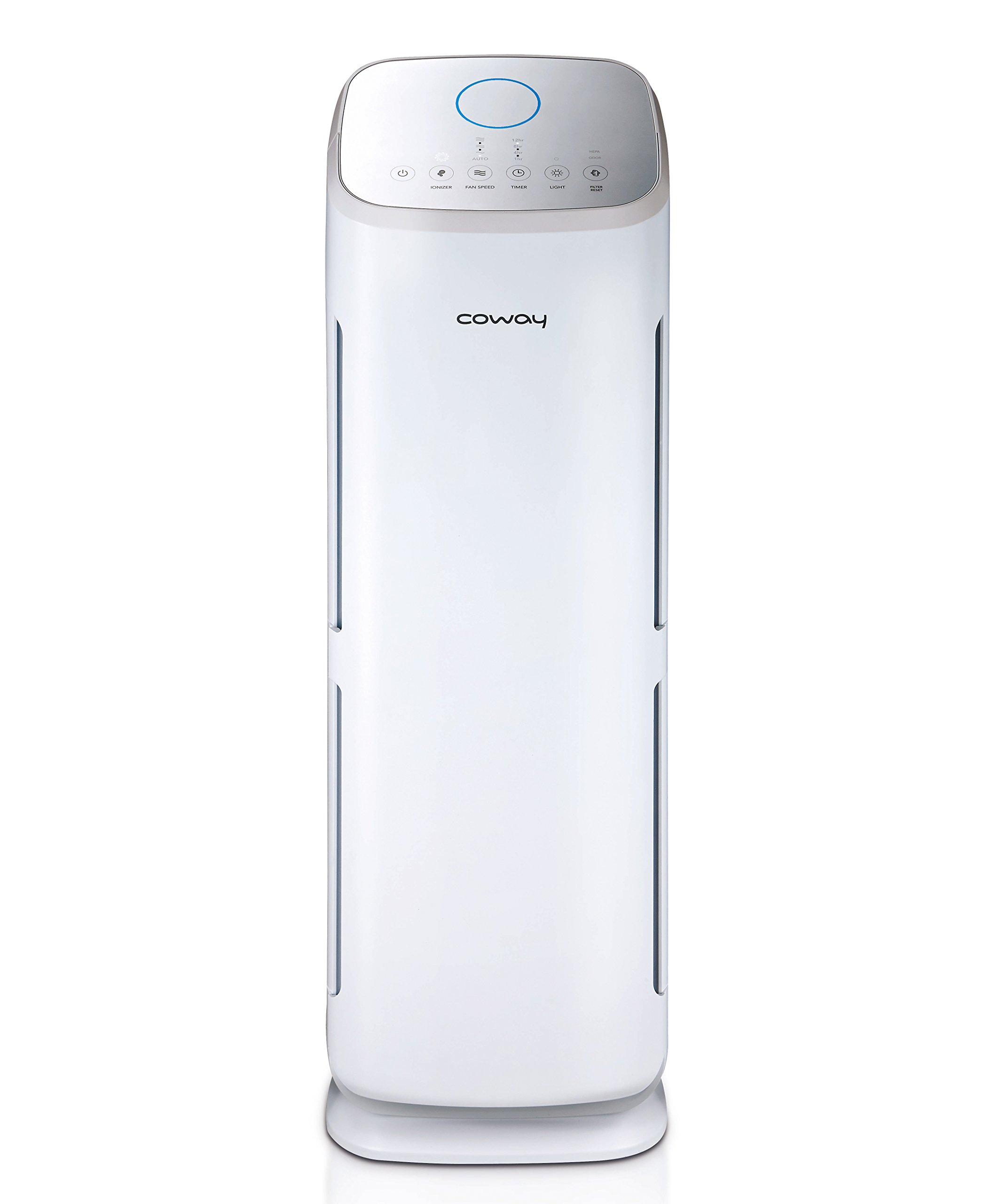 Coway AP-1216L Tower Mighty Air Purifier with True Hepa & Smart Mode(Up To 330 Sq.Ft.),