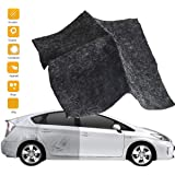 YuanMoon Multipurpose Car Scratch Remover Cloth, Nano Car Paint Scratch Remover,Car Scratch Repair Kit for Repairing Car Scratches and Light Paint Scratches Remover Scuffs on Surface