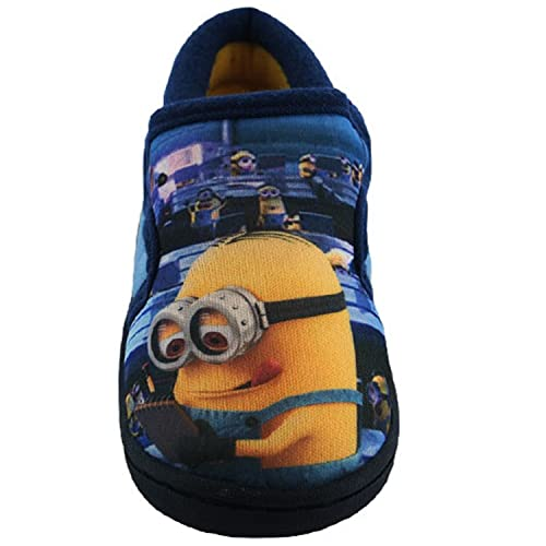 Despicable Me Minions - Zapatillas de estar por casa niño 29: Amazon.es: Zapatos y complementos