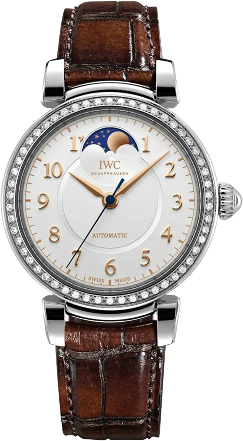 IWC Da Vinci Moonphase Automatic Diamond Watch IW459307