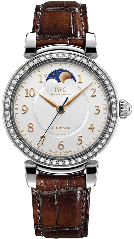 IWC Da Vinci Moonphase Automatic Diamond Watch IW459307