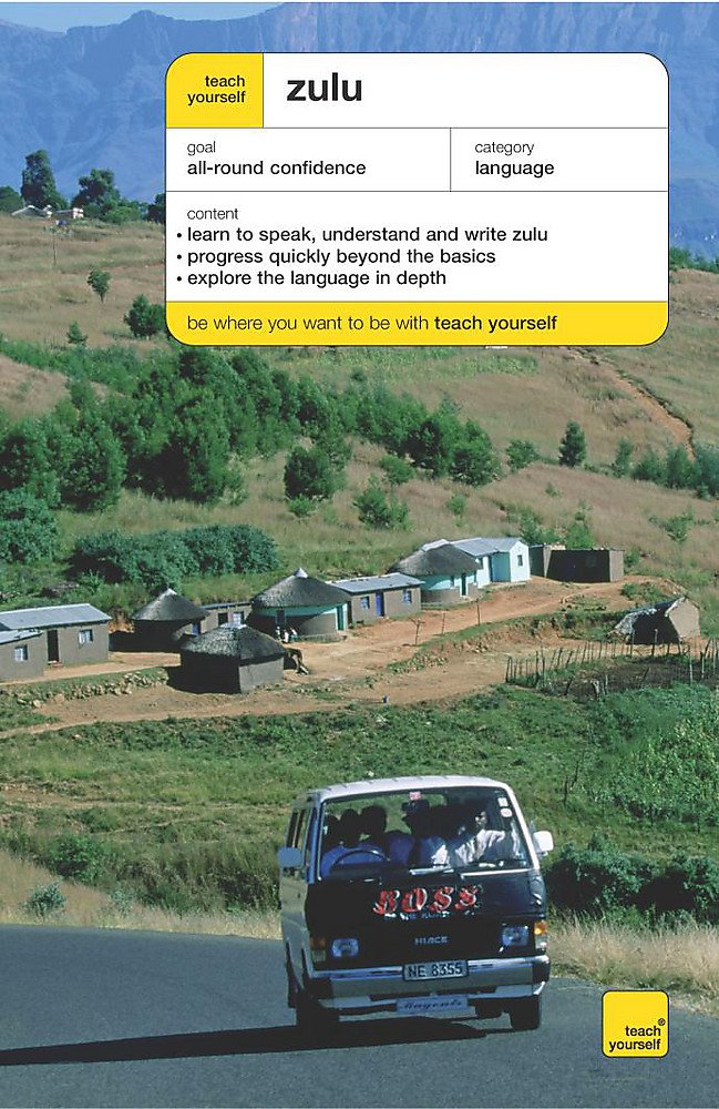 Teach Yourself Zulu (Teach Yourself Complete Courses) PDF