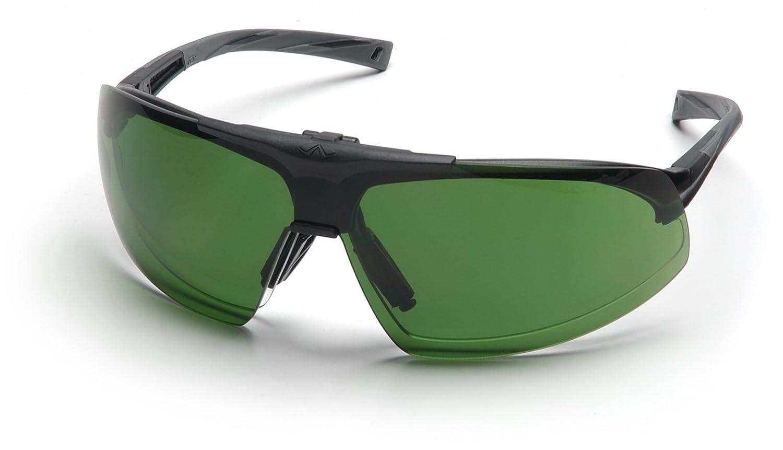 Pyramex Safety Onix Plus SB4960STP Schweiß erbrille mit dreistufig aufklappbaren 3.0 IR Filter Sichtscheiben Onix Plus(TM)
