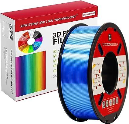 1 kg azul Filamento para impresora 3D GIANTARM Filamento PLA 1.75 mm