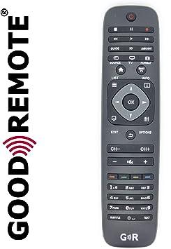 Mando a Distancia para televisor Philips 42PFL7008S/12 Serie 7000 3D Ultra-Slim Smart LED: Amazon.es: Electrónica
