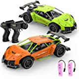 RC Drift Car, X TOYZ High Speed Racing Sport RC Cars with Lithium Battery for Kids, 2.4Ghz RC Drift Car 1/22 Scale 14KM/H Ele
