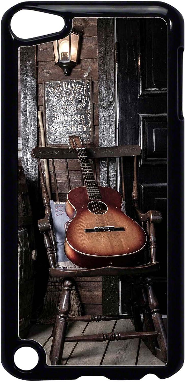 Carcasa protectora para Ipod touch 5, diseño de guitarra en Silla ...
