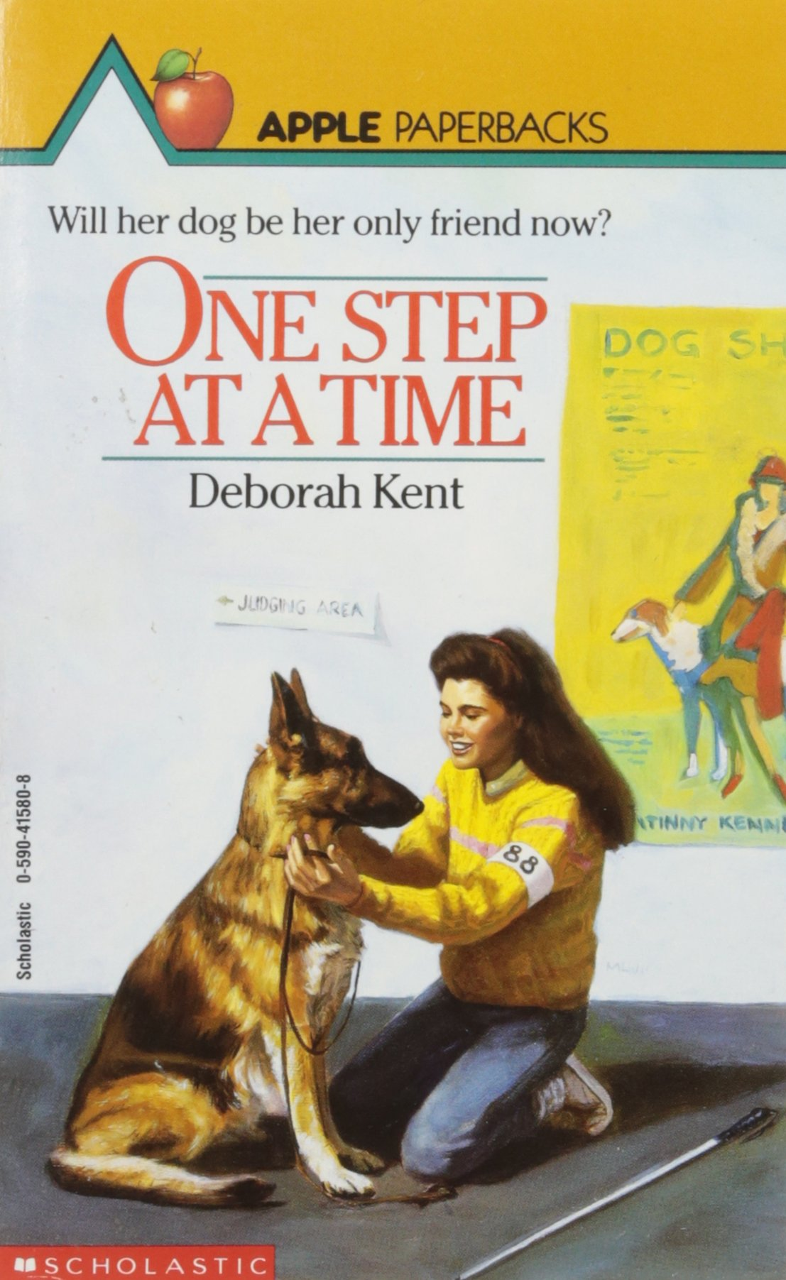 Image result for one step at a time by deborah kent