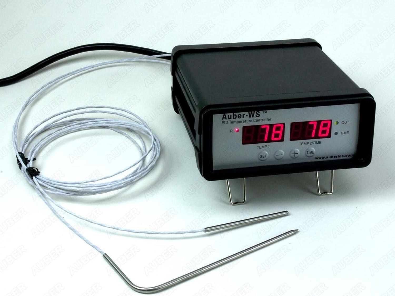 Amazon.com : Dual-Probe PID Controller for Bradley Smoker : Garden ...