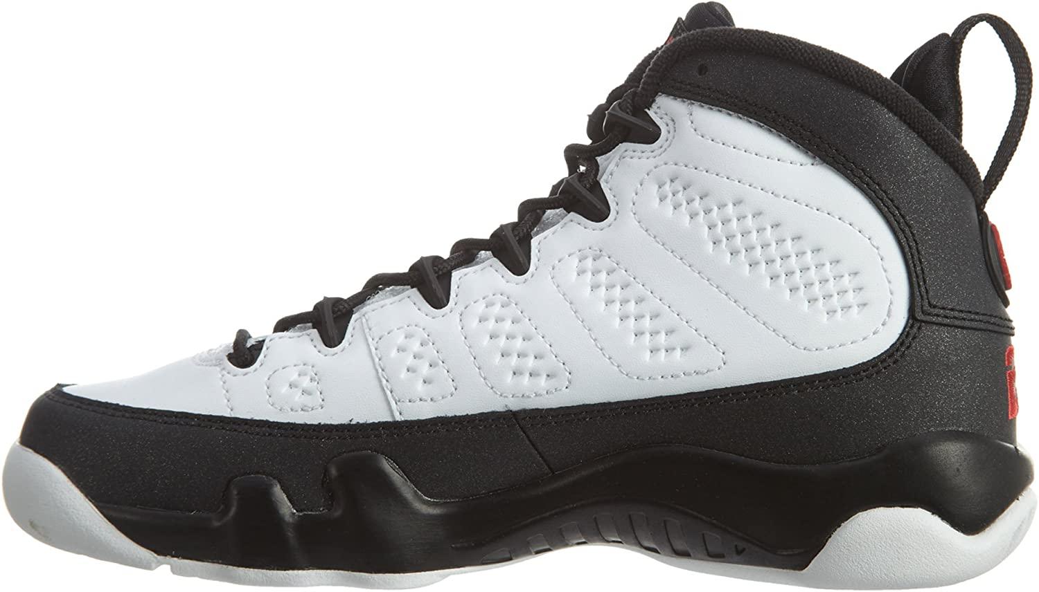 Nike Air Jordan 9 Retro BG Black & White Space Jam