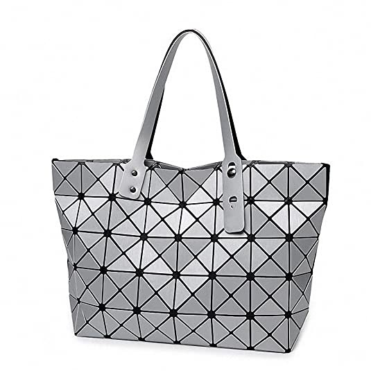 Amazon Com Women Bag Geometric Rhombus Ladies Bags Popular Women