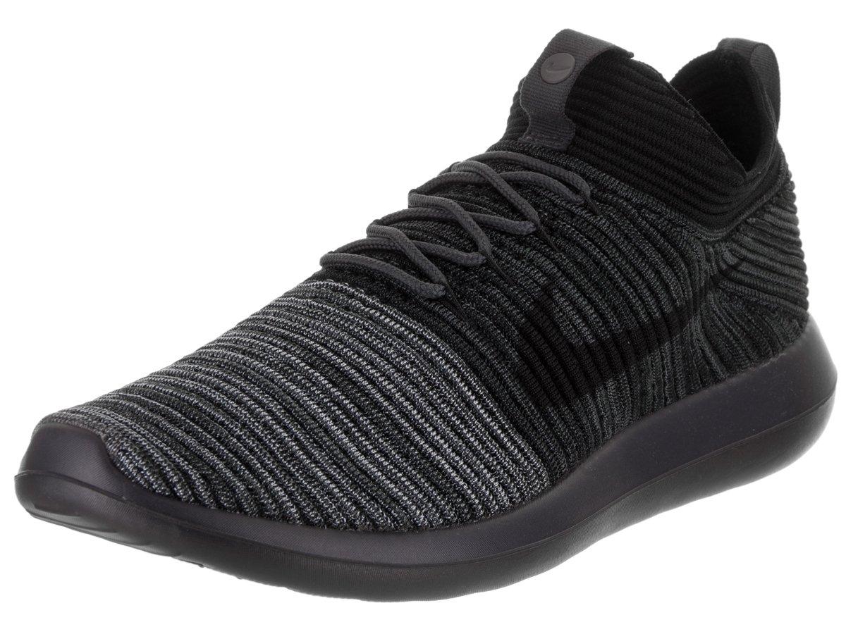 NIKE Men's Roshe Two Flyknit V2 Running Shoe B079HL84GL 8.5 D(M) US|Black