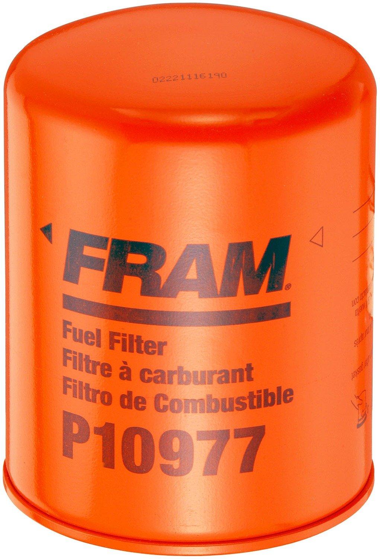 FRAM P10977 HD Secondary Spin-On Fuel Filter
