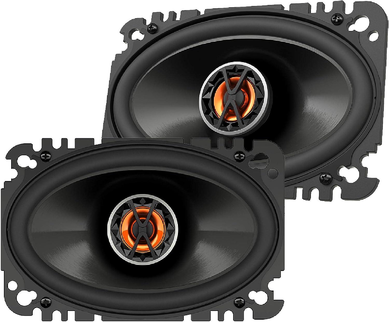 "JBL Club 6420 4x6"" 70W RMS Club Series 2-Way Coaxial Car Speakers"
